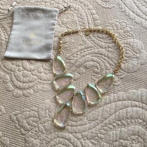 Kendra Scott Harlow - Clear Iridescent